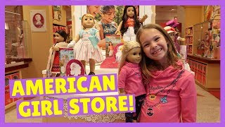 Video Party at the American Girl Store download MP3, 3GP, MP4, WEBM, AVI, FLV Agustus 2018