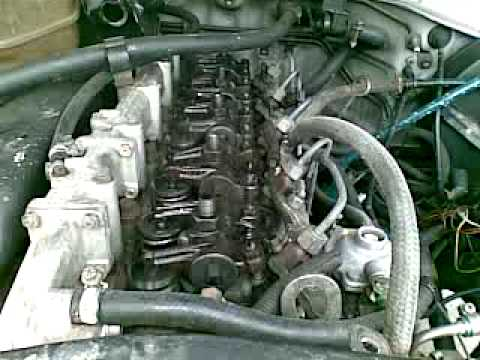 1996 Jeep Cherokee Wiring Schematic Vm 2 5 Turbo Diesel No Valve Cover Youtube