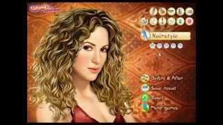 Shakira Full Gameplay Walkthrough