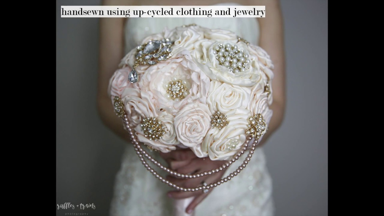 Forever Brooch Bouquets Info Video