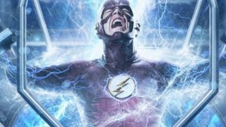 Repeat youtube video The Flash ⚡ Can You Feel My Heart