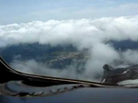 Congo Punia An-32 Landing