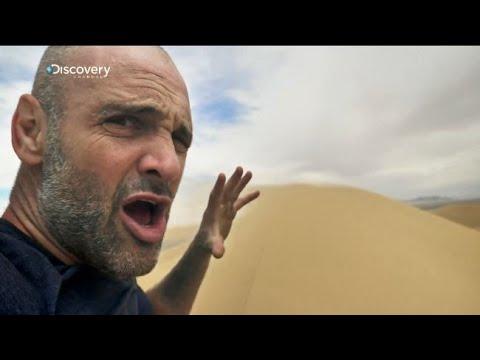 Ed Stafford face Matt Graham, dans le désert de Gobi !