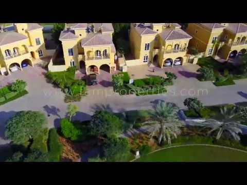 The Villa Project Dubailand - Aerial View