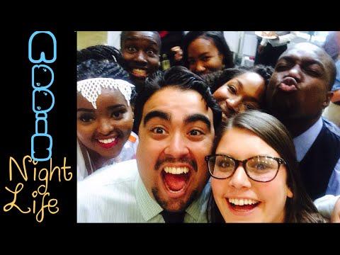 Vlog#10 Swearing In & Night life in Addis
