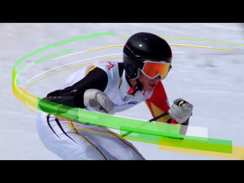 Official video of Beijing 2022 Winter Paralympic Games emblem(full length)