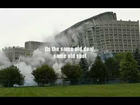 Brennan Savage - Demolition (lyrics)
