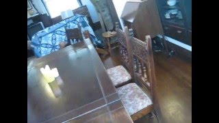 Beautiful Antique Tudor Dining Room Set