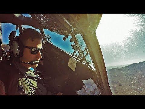 C-17 Globemaster III Low-Altitude Flyovers - Cockpit View (Veterans Day 2016)