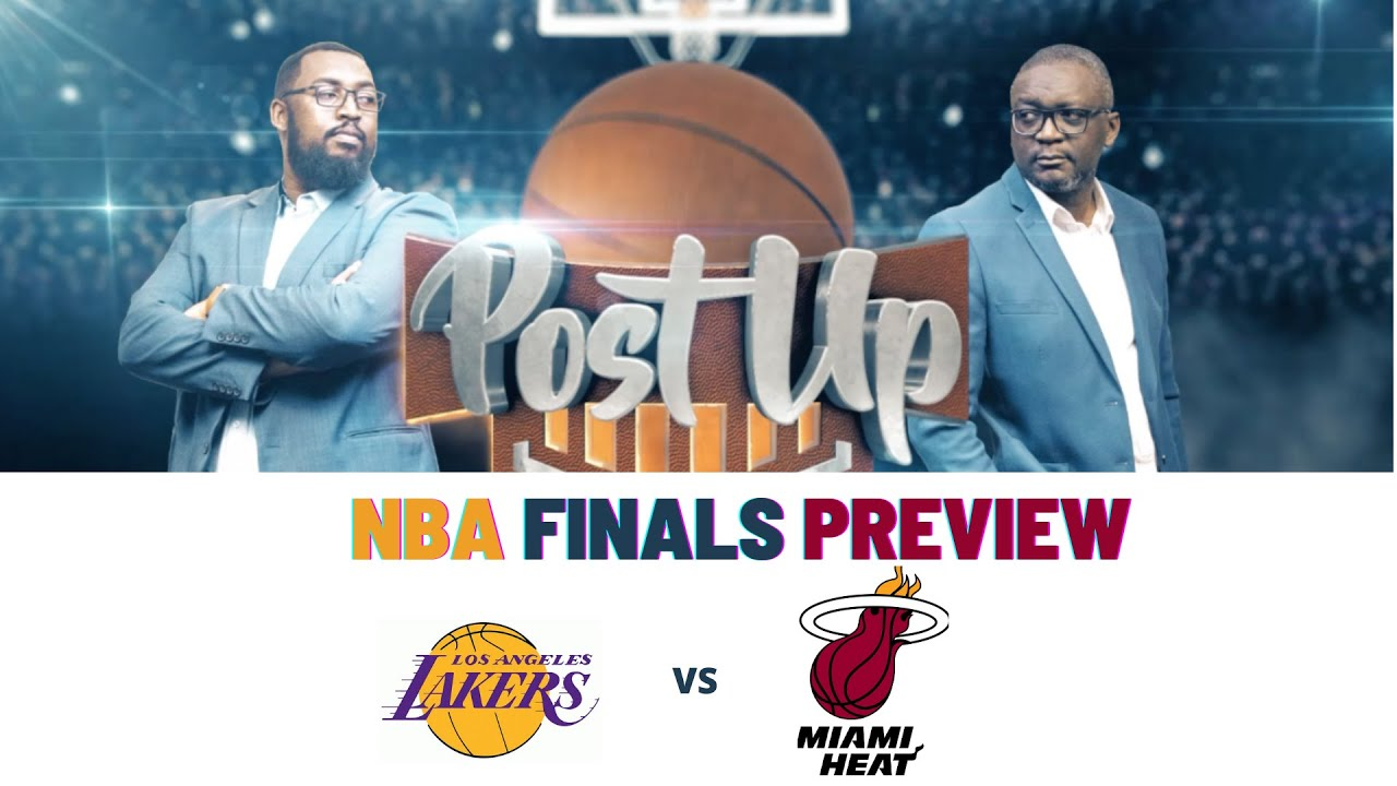 Post Up Show: Episode 5 - NBA Finals Preview