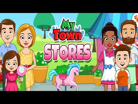 My Town : Stores (My Town Games LTD) - Best App For Kids