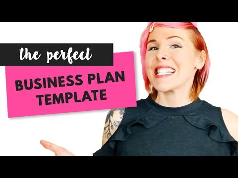 The Perfect Business Plan Template (For Online Business Owners)