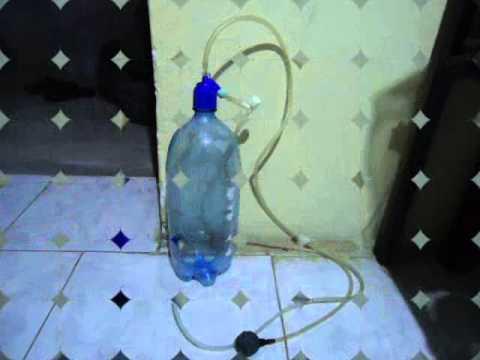 Oxigenador casero youtube for Como hacer un estanque casero