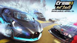 The Crew 2 | Bugatti Divo & Hot Shots Expansion Reveal Trailer [4K]