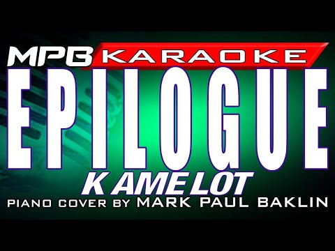 Epilogue - Kamelot (Improvisation Karaoke - Mark Paul Baklin)