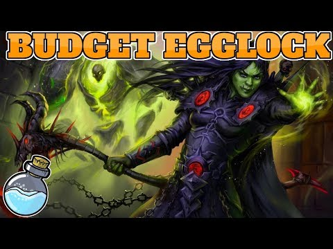 Budget Deck Tech Egg Zoolock | Budget Warlock | Rastakhan's Rumble | Hearthstone Guide How To Play