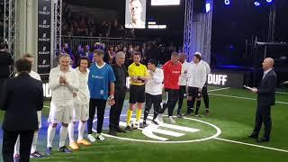 Hublot's baselworld football game with maradona and jose mourinho at baselworld 2018