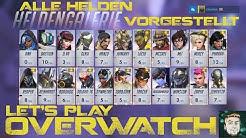 Alle Helden & Fähigkeiten vorgestellt! | Lets Play Overwatch [deutsch / german]