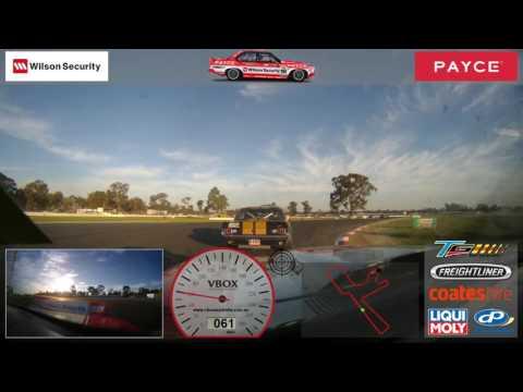 Touring Car Masters, John Bowe, 2016 Winton Round 3, Race 3
