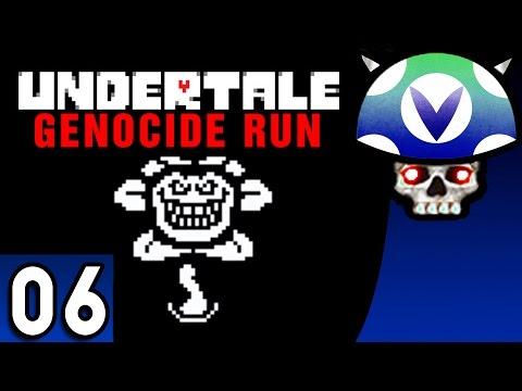 [Vinesauce] Joel - Undertale ( Part 6 ) ( Genocide Run )