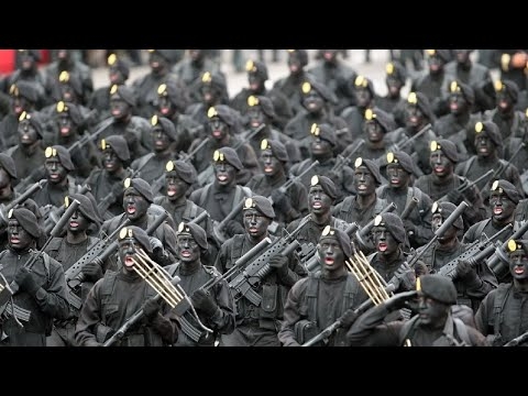 Top 20 Largest Armies In The World
