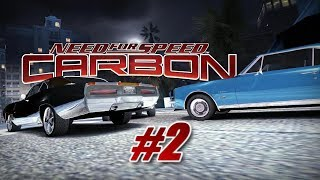 Angie fühlt sich bedroht - Need For Speed CARBON | Lets Play Teil 02