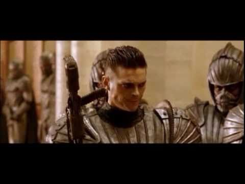 Karl Urban  Vaako vs  Kirill