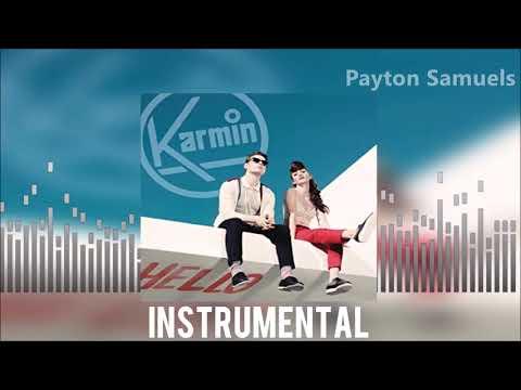 Karmin - Hello (Official Instrumental)