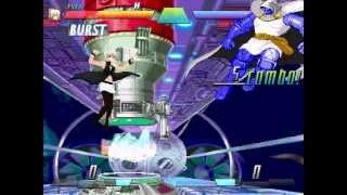 MUGEN |\/| Kyko (me) VS Dr. Doom