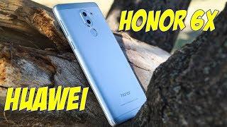 Полный обзор смартфона Huawei Honor 6X (Huawei GR5 2019) - эталон среднего класса