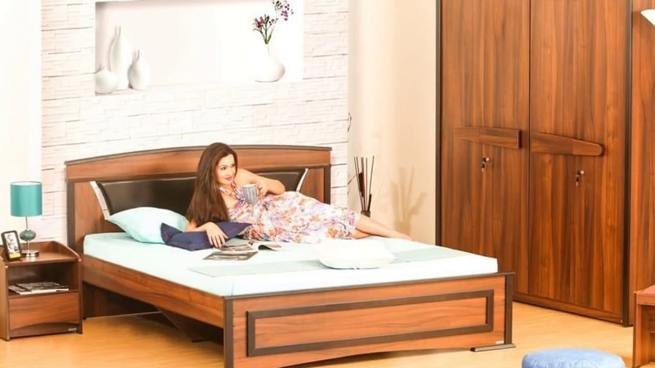 Bedroom Furniture Designs Pictures in India - YouTube