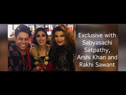 Arshi Khan | Sabyasachi Satpathy | Rakhi Sawant | Kembdenti | Navi Mumbai Fashion Week Season 2
