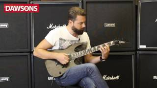 Ibanez 2016 GIO GRG121DX Review