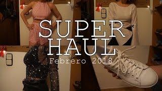 SUPER HAUL | Cumpleaños, Navidad, Rebajas...| NEW CHIC, SHEIN, THE-ARE, ZARA...