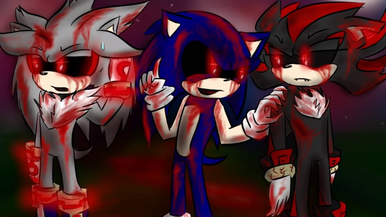 Exe Exe Shadow Sonic And