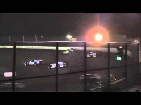 Kankakee County Speedway (7/13/12) UMP Modified A-Main