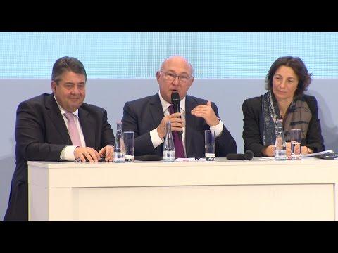 """Paneldiskussion """"Zukunft der europäischen Industrie im Zeitalter der digitalen Transformation"""""""