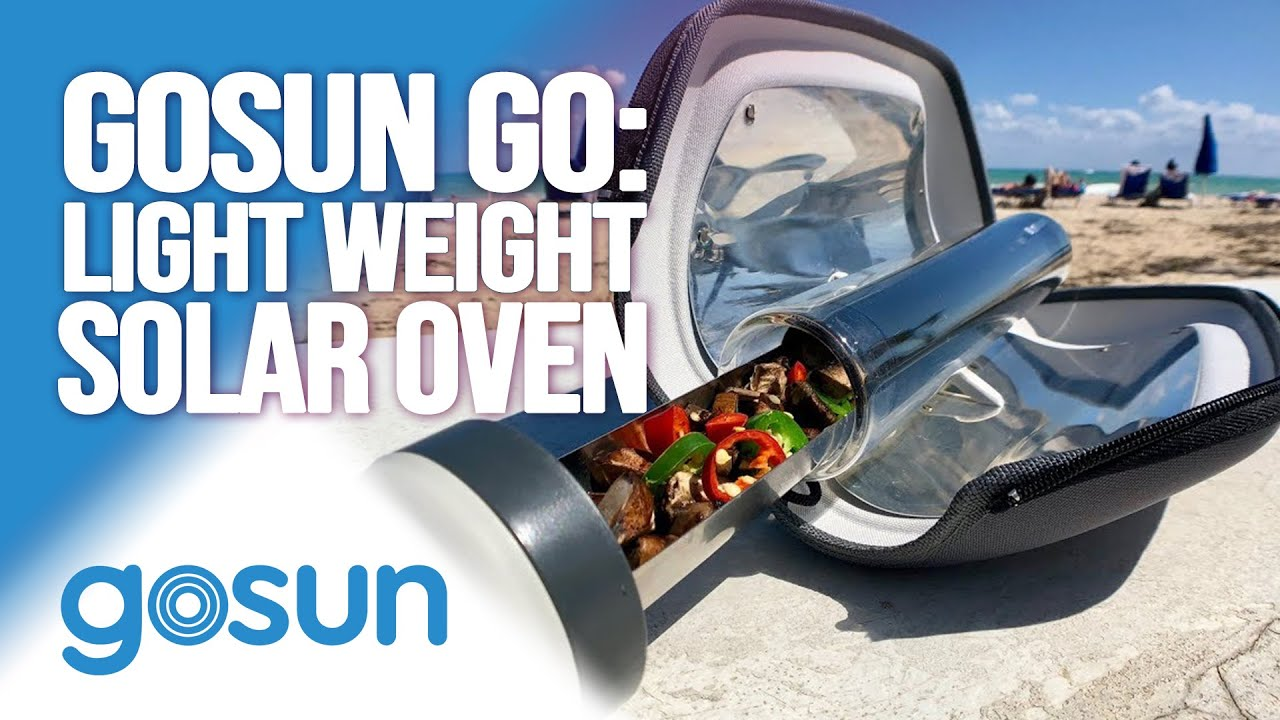dc7ebfd5c7a GoSun Go  How To Use Our Solar Powered Cooker - YouTube