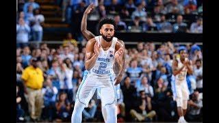 UNC Men's Basketball: Johnson Paces Heels in Win Over Clemson