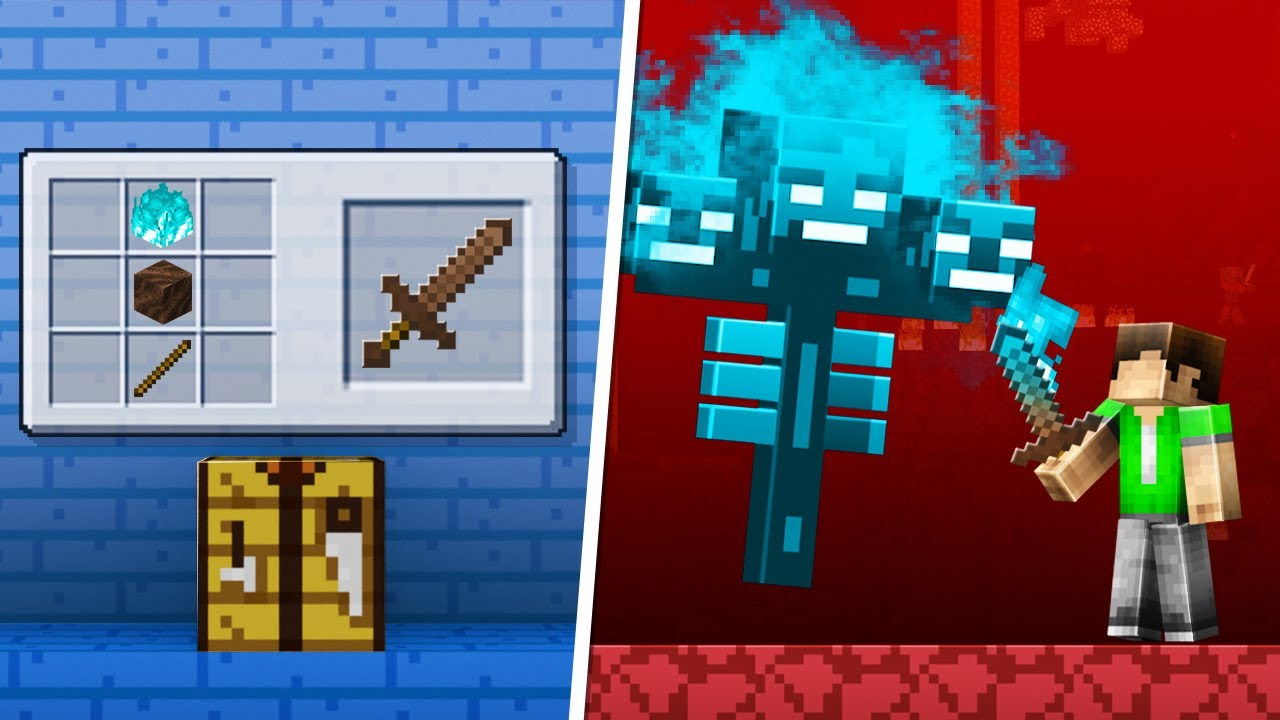 10 Ways to Make The MOST EXPENSIVE Swords in Minecraft!