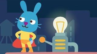 Sago Mini Superhero Kids App on iPhone and iPad