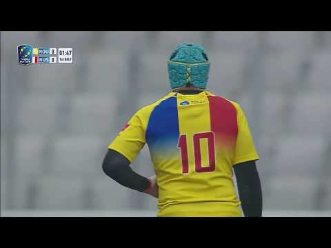 ROMANIA - RUSSIA   (RUGBY EUROPE CHAMPIONSHIP, 2018)