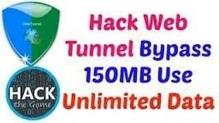 Hack Web Tunnel 100% working Trick 2018 new