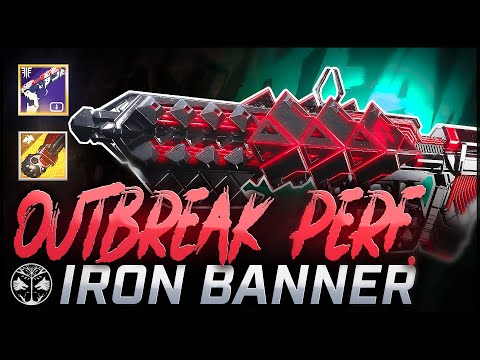 What Happened to Outbreak Perfected? | Iron Banner *37 Defeats*