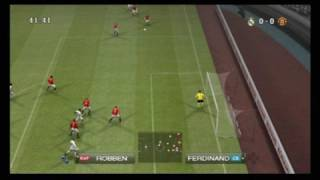 PES 2009 Demo (Gameplay) PS3