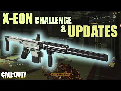 The X-EON & Some Streaming News | Infinite Warfare