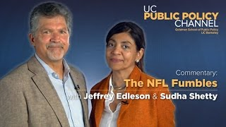The NFL Fumbles: Commentary by Sudha Shetty and Jeffrey Edleson