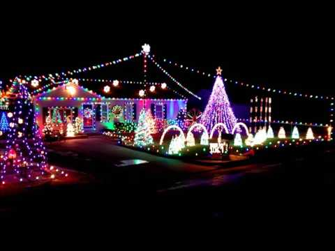 Lights on College Lane, 2016 - Hutchinson, KS