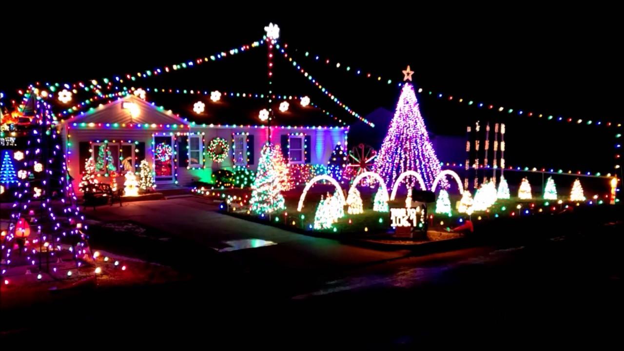 lights on college lane 2016 hutchinson ks