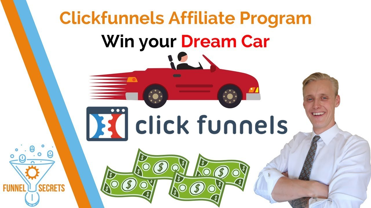 Clickfunnels Affiliate Program - Review